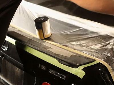 spray painting3. Black Bedroom Furniture Sets. Home Design Ideas