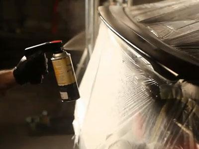 how to repair peeling car paint on lexus is. Black Bedroom Furniture Sets. Home Design Ideas